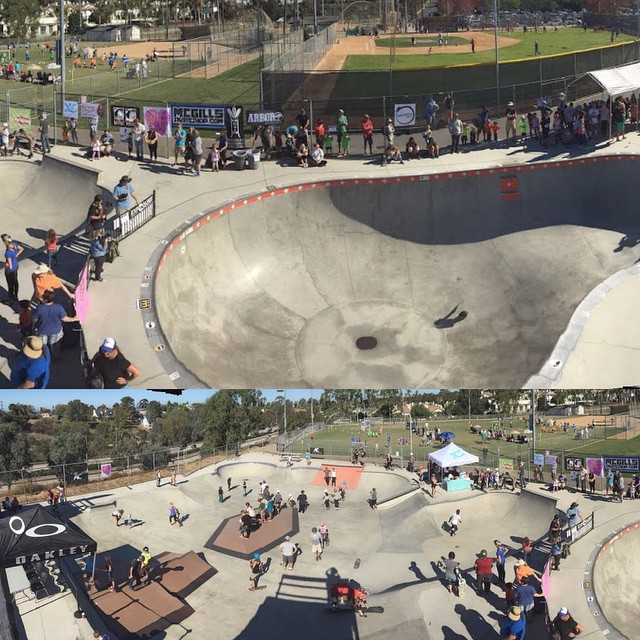 Happy #GoSkateboardingDay! Check out your local skatepark for any awesome events.