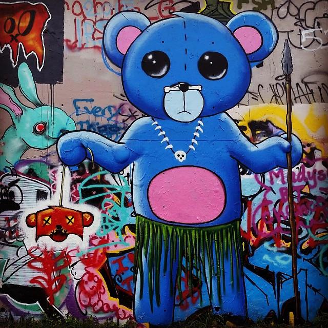 @blvdart #deadmouf • • #atx #austintx #Texas #tx #SPRATX #graffiti #grafite #streetart #blvd #art