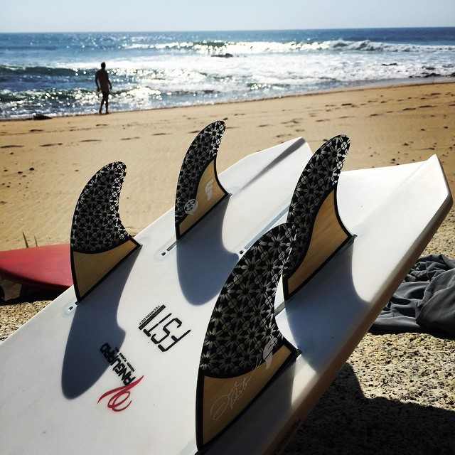 Happy Papito Day to all the hardworking fathers out there. We wish you overhead point break rights on an #ECOBOARD (with a new Quad set from @futuresfins) for brunch with no one else out... and just for kicks, let's throw in some hot fish tacos and ice...