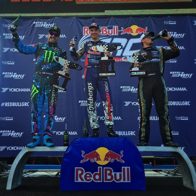Congrats to our HHIC @kblock43 on capturing 2nd place at GRC Daytona today. It was an awesome race for those who missed it. Catch the replay on the NBC Sports app.