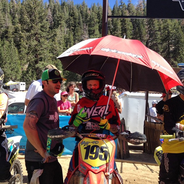The boys @MattBuyten & @Bauer651 did some traveling this wknd from #Reno to #Mammoth and back! What did you do?