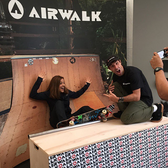 Thanks for hanging with us at @DewTour Chicago! Up next: Los Angeles. #DewTour #MakeYourMark