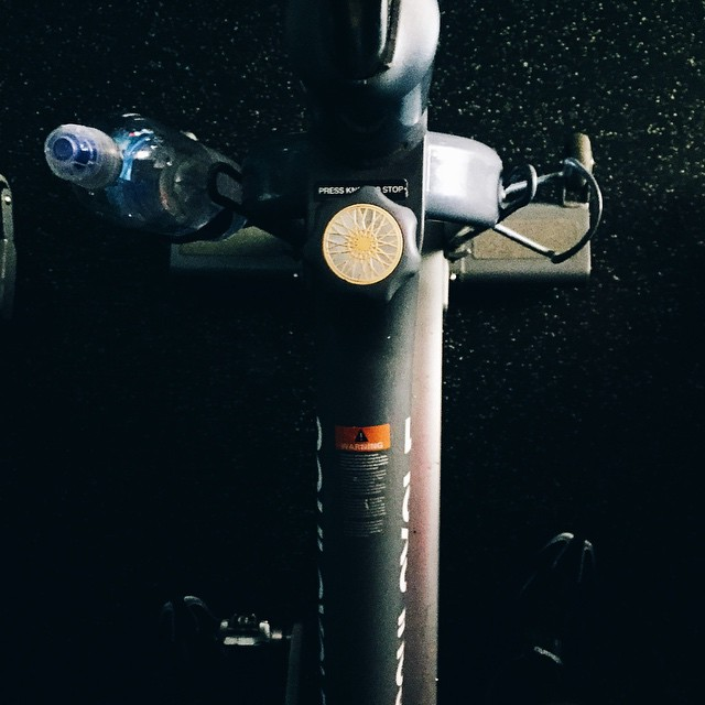Monday morning wake up with @lululemonmen and @soulcycle #latergram #RideRiseEnergize