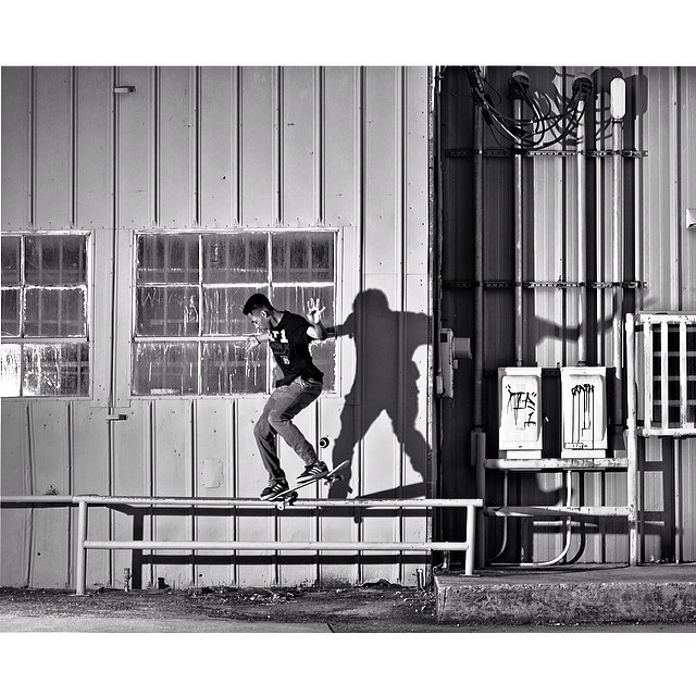 In honor of go skate day yesterday here's some krook action from our friends in the ATL shot by @kofiphoto of @yeslucy from #issue35 #steezmagazine #atlanta #bluebuilding #krook #skateboarding #steez