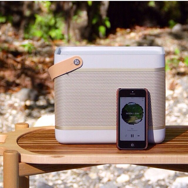 #repost from @picford  Noon Pacific x Bang & Olufsen