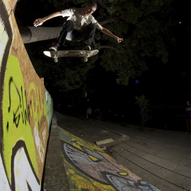 Metemos night session #Skate