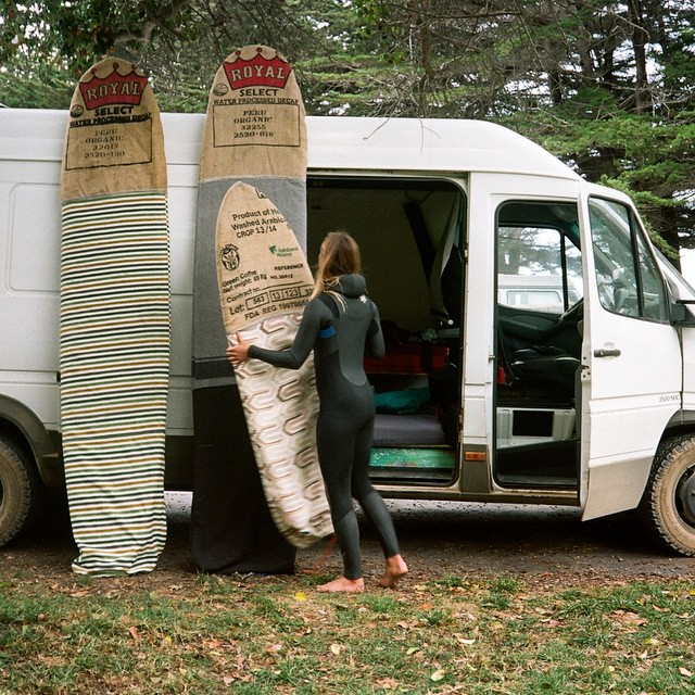 Decreasingly domestic photo by @cyrus_sutton | @sagebrushbags @axxewetsuits