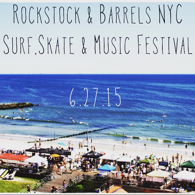 Come checkout the #fulsend tent in Rockaway Beach at 90th Street www.rockstocknyc.com #surfing #skateboarding #rockawaybeach #JustSendIt #beach #surf #redbull @dboneee @zayjmad191 @hollymkey @dangeroso @perkswerks @kzefreemason @kilzoneent...