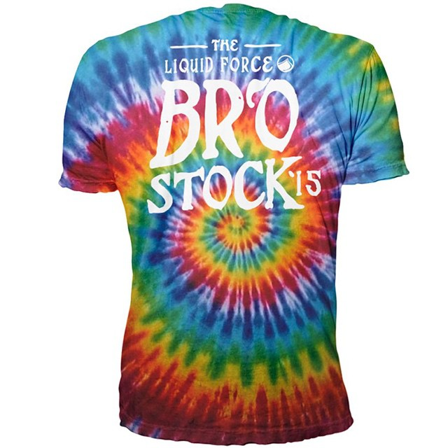Just a few t-shirts remaining!  Head on over to LiquidForceApparel.com to get one before they're gone!  #BRO10 #BROstock