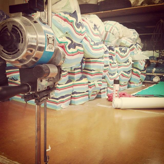 Work in Progress!! Ya estamos en pleno proceso desarrollando la colección verano 2015/16 #workinprogress #summer #verano #2015 #2016 #followthesun #maetuanis
