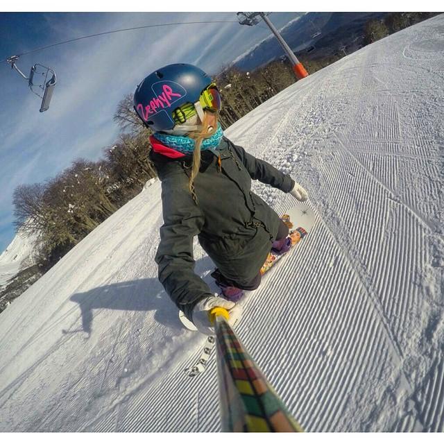 @maca.valle Snowboarder Argentina! - Rider de @cerro_chapelco y @zephyr_gear