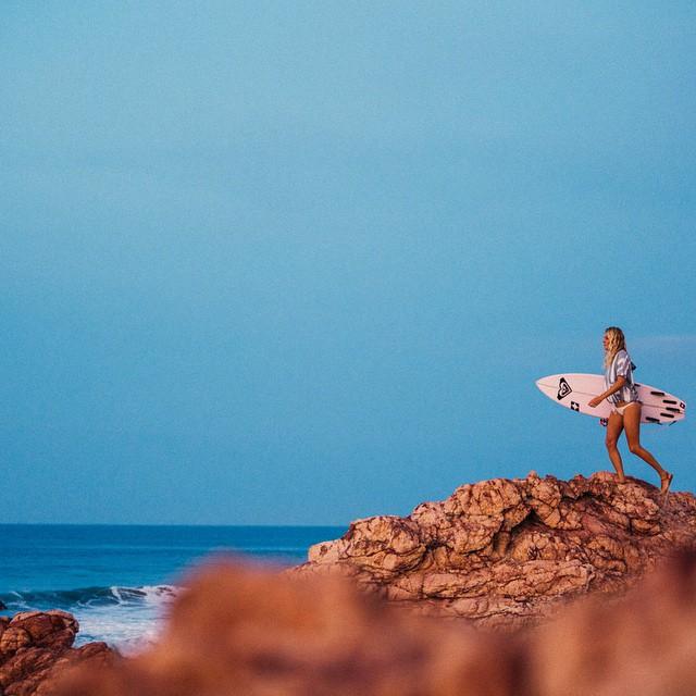 Morning blues #ROXYsurf  roxy.com/surf