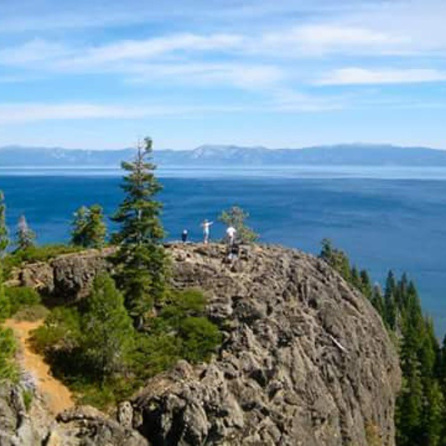 Just south of Tahoe City on 89, #WhereOn89 can you get this fantastic view of Tahoe? Answer correctly and be entered to win a #CA89 goodie bag. Winner announced at the end of the month