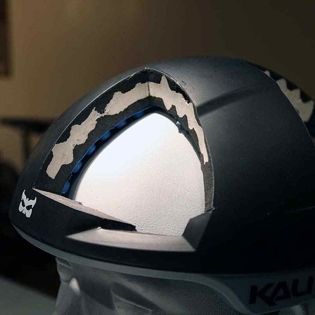 Our new aero road helmet, the Tava, features some brand new tech you may soon see in some of our other helmets.  Head over to @bikerumor to learn more.