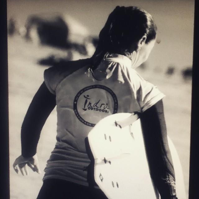 En Escuela de Surf Chicas Extremas - Mar del Plata.