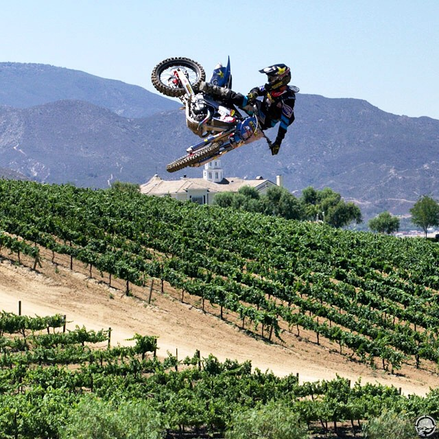 Mr. @GarlandFMX getting his #WhipItWednesday dialed in for #HumpDay
