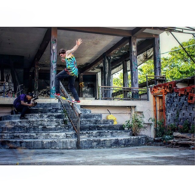 @raymacken #fsblunt in #Bali