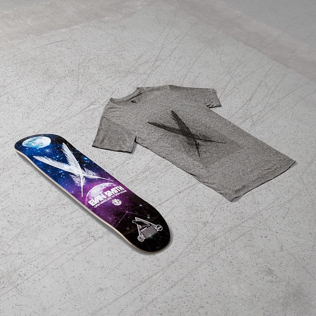 We just released these @ElementalAwareness x Evan Smith (@starheadbody) boards and tees. 100% of the proceeds go to helping raise funds for Elemental Awareness' wilderness skills program at @elementskatecamp this summer. Head to your local shop or...