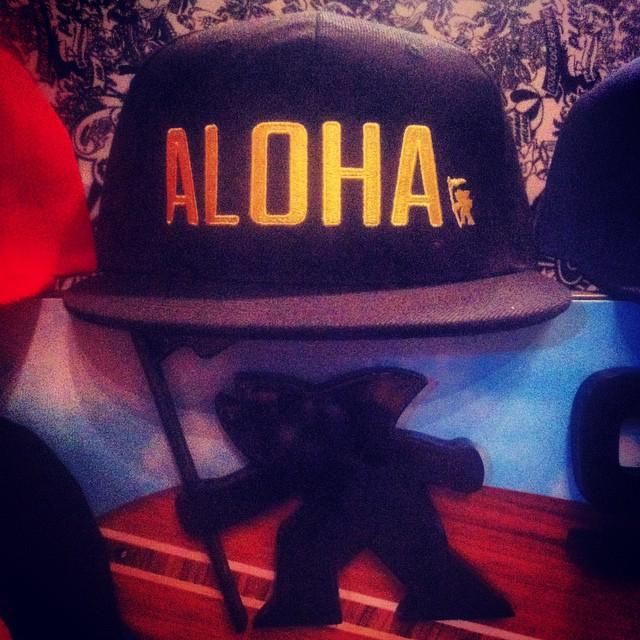 #Gotcha Caps #Aloha
