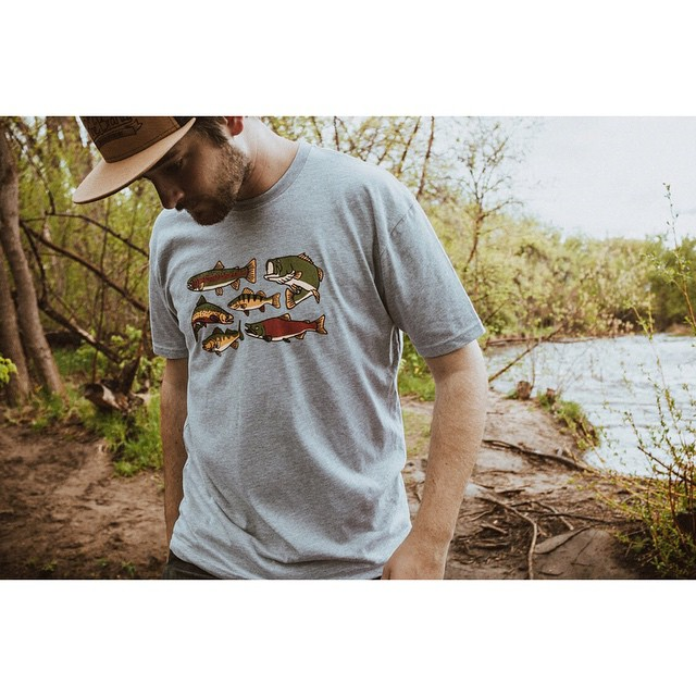 Native tees, among some other tees, are re-stocked online! Link in our profile. @kylepanis on the