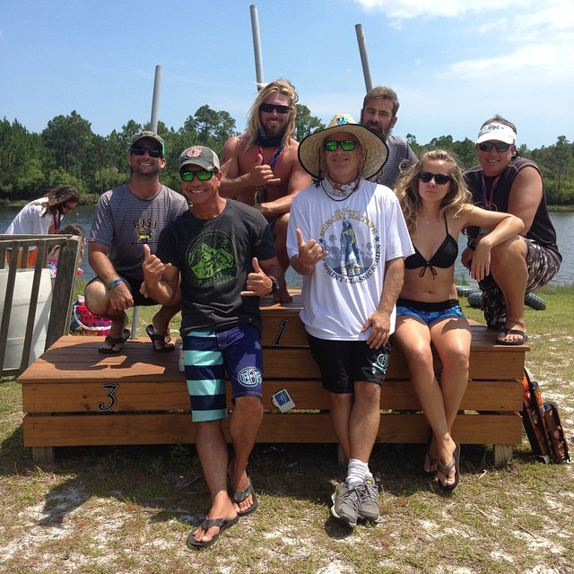 Let's hear it for the gang at Hungry Boards Surf Shop rocking the BBR and tearing up the Native SUP Series in Florida #bbr #bbrsurf #bbrsurfwear #buccaneerboardriders #hungryboards #nativesupseries #florida