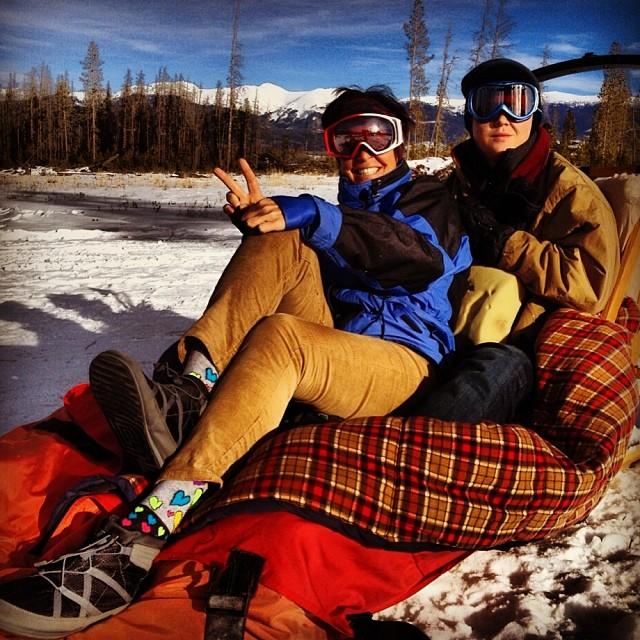 #Pakems on a dog-sledding trip... I think so! Mush!