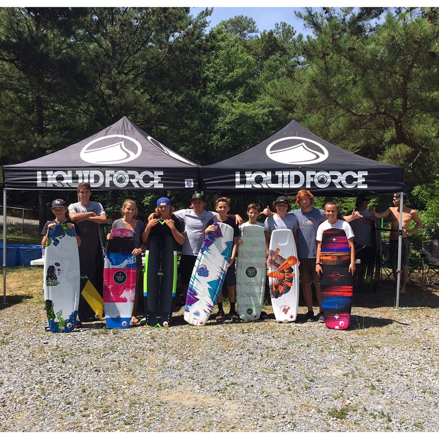 Big thanks to everyone that joined us at the @ambushboardco x @buywake stop of @liquidforcetana today with @harleyclifford & @_benwatts!  #LFTana #GoPro