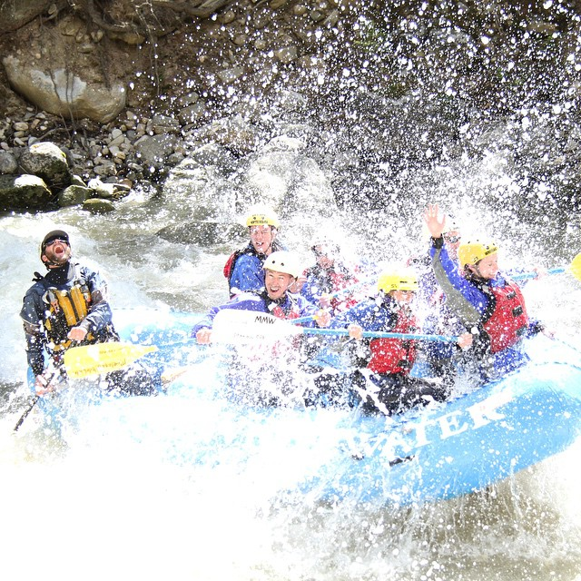 We need your help to study #microplastic pollution along the wildest stretches of the #GallatinRiver.  Learn more and apply to join the team! Link in profile. #ASCMicroplastics #whitewaterrafting (photo by Montana Whitewater)