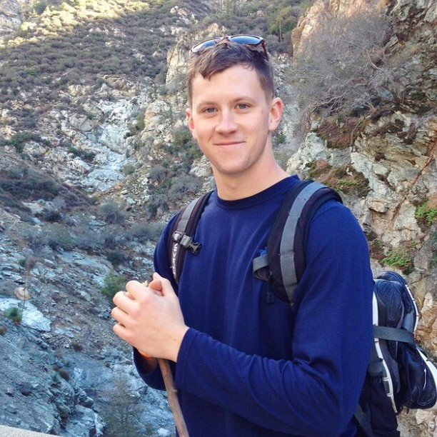 """At Parks Project, we're grateful for the support of every park steward who shares our passion for the outdoors, like Corporal Joshua """"Bearchief"""" Edward Barron, who served for the US Marines as an Aircrew chief, stationed in Miramar, San Diego, CA...."""