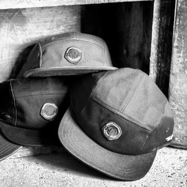"New ""Wax Seal"" 5-panels on the website - steezmagazine.com #5panel #waxseal #hats #steez #steezmagazine"