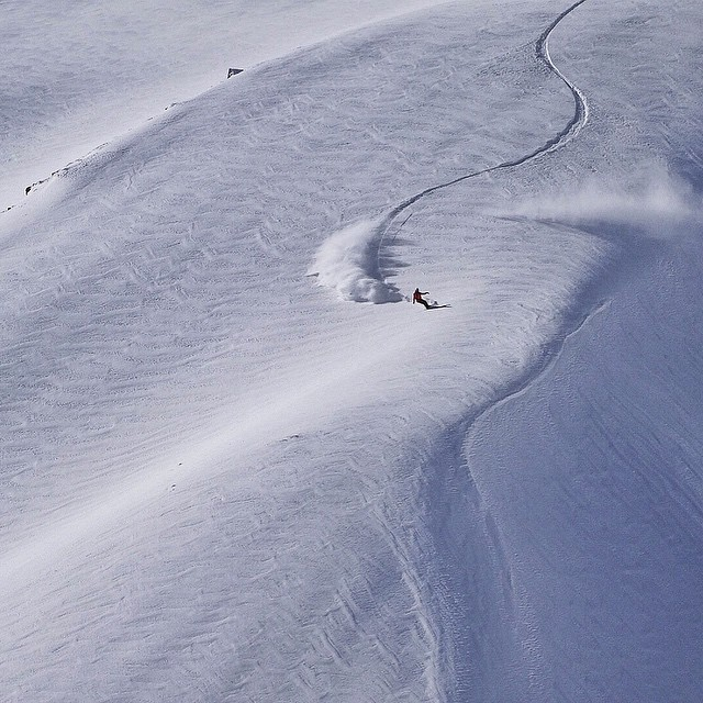 Dreaming of flying. #AV7Renegade @sethwescott spreads his wings  in the Himalayas on our @llbean @warrenmillerent adventure. #snowboarding www.avalon7.co