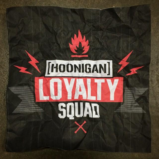 Have you joined our Loyalty Squad yet? It's easy, just register for an account on #hoonigandotcom and log in whenever you are on the site. You will now have weekly special deals as well as early access to new product. We also provide free stickers with...