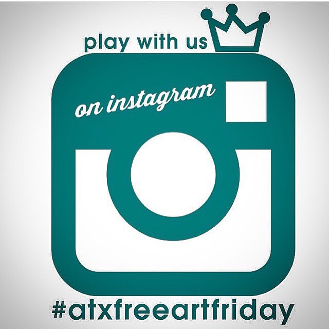 #atxfreeartfriday is upon us once again!  If you are hiding art please @spratx or comment on this post if you want to be added to the lists of artists above. • • If you are hunting art, tap the image above to find artists that will be playing today and...