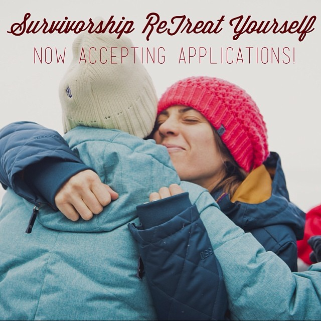 B4BC SURVIVORSHIP FUND // Now Accepting Applications for Winter ReTreat Yourself 2014 for Breast Cancer Survivors!! ***If you are a breast cancer survivor or know someone who would benefit from a weekend wellness retreat filled with yoga, nutrition...