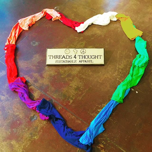 Threads 4 Thought loves LOVE. #marriageequality