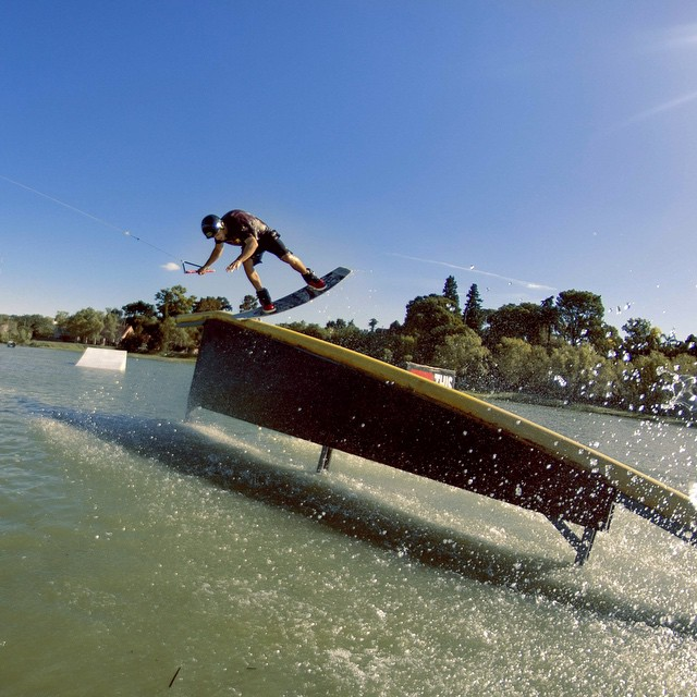 Our chabon @frankodontgram from Argentina has a new edit up. Check out what's going down in the Argentina wake scene on our FB page. @loopboardshop #wakeboarding #argentina