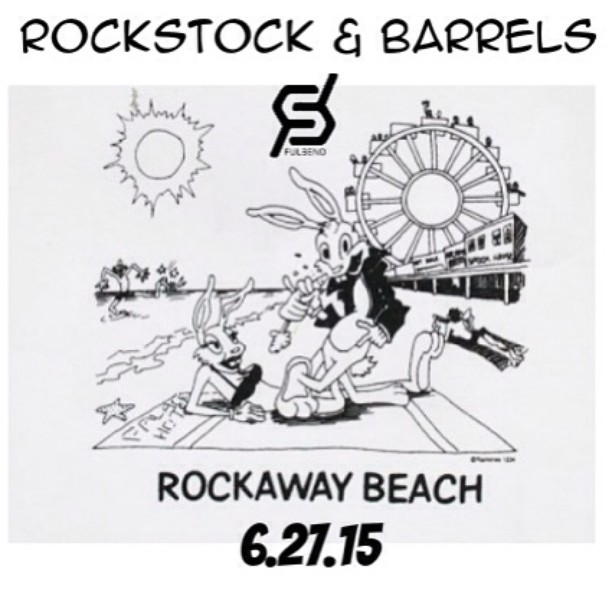 Rain Or Shine! #rockstocknyc is ON! Come Early, the morning weather looks good with swell building in the afternoon!  #surf #skate #JustSendIt #surfing #skateboarding