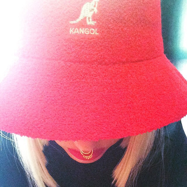 The #kangol tagged Instagram photo of the week is from @julserya