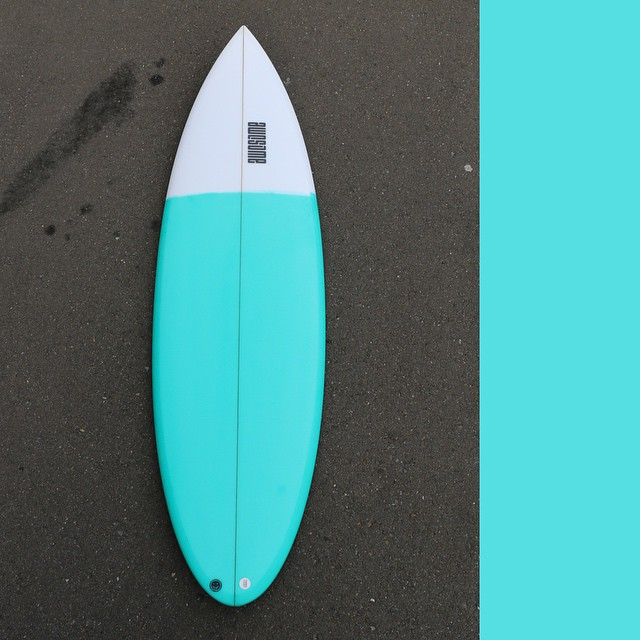 OB , now we just need some waves. happy Friday! #awesome #awesomesurfboards #surfing #surfboards