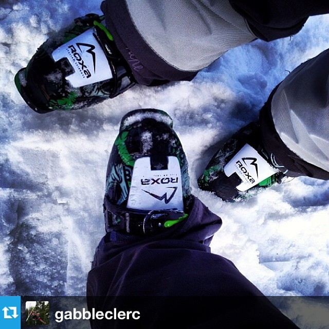 #Repost from @gabbleclerc with a  wild pack of #freesoul10's. Love the shot guys!