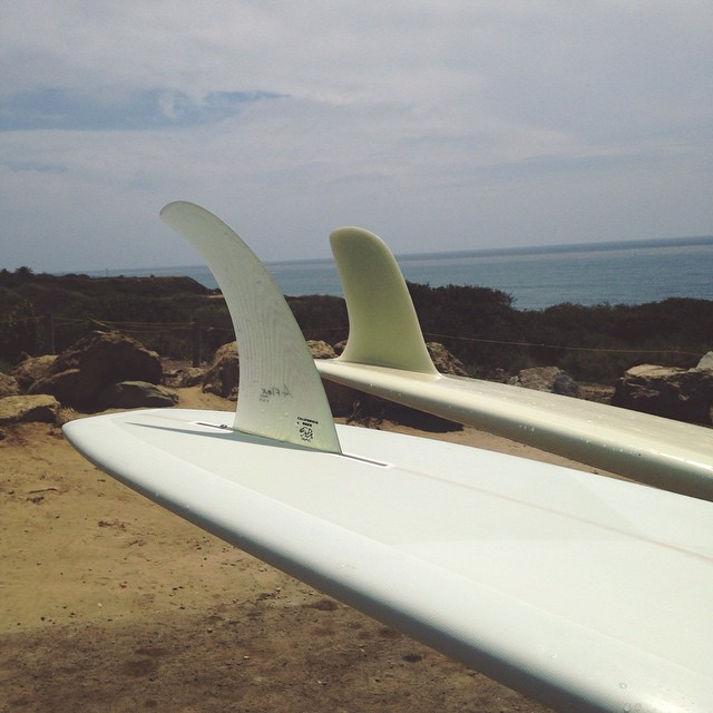 It's going to be a Sunshine N' Single Fins kind of weekend