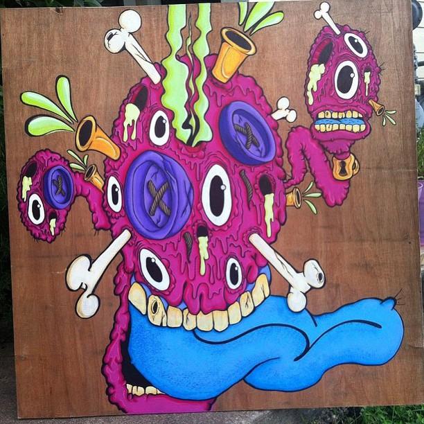 @vandal_1 • • #atx #austintx #tx #texas #spratx #art #vandal