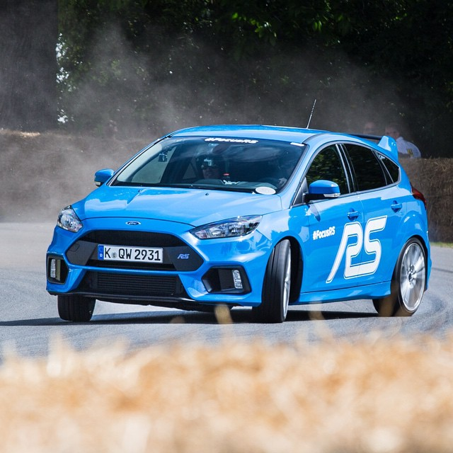 Q: Hey Ken, does the new Ford Focus RS oversteer?  A: Yes. Yes it does.  #FOS #FocusRS #AWDFTW #345hp