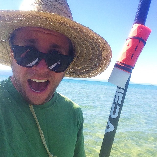 Rocking your SOLOs this National Sunglasses Day?! Use the hashtag #SOLOeyewear and show us! Creative Ambassador @brian.walker hits the water in his #SOLOThailand frames!