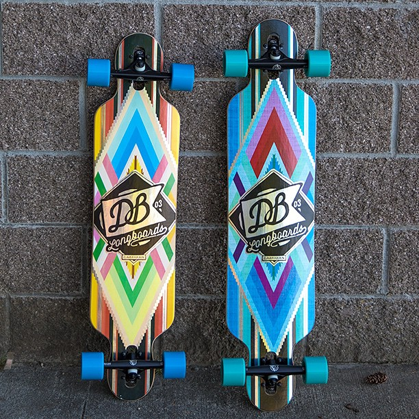 "The perfect summer cruiser the Cabrakan available in a 38"" and 40"" inch versions. Snag one of these cruisers for summer!"