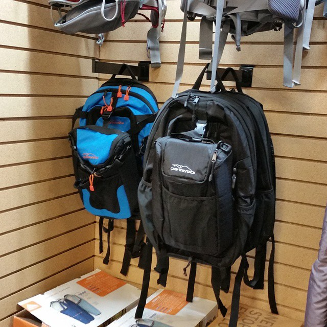 Plans for July 4th yet?  Stop by CV Sports and grab one of our backpacks!  Carry your chairs and cooler on your back and keep your hands free! #getoutside #4thofjuly #fireworks #handsfreetravel #takeittothepeak #takeittothebeach #backpacks #coolers...