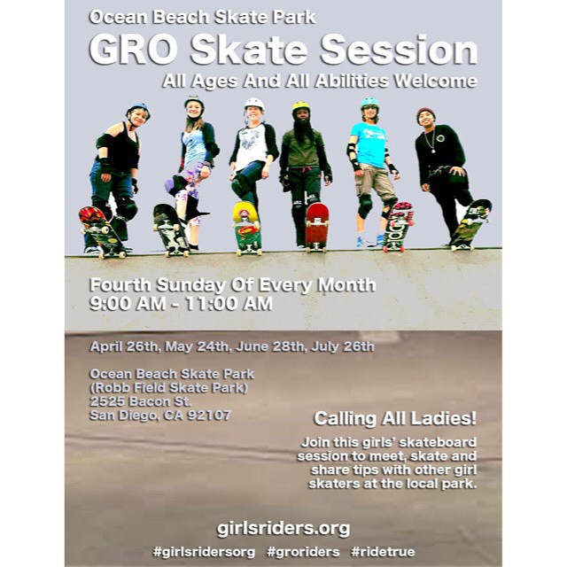 Hope to see you all tomorrow!!! #ridetrue #ladiesofshred #girlsthatskate Share your pics with us by using #ridetrue
