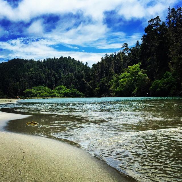 I ❤️ Mendocino #mendocino #beachcomber #norcal #california #beach