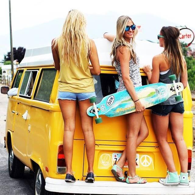 Nice camper.  #revbalance #findyourbalance #boardsports #longboarding #ride #itstheweekend #letsride #happysunday