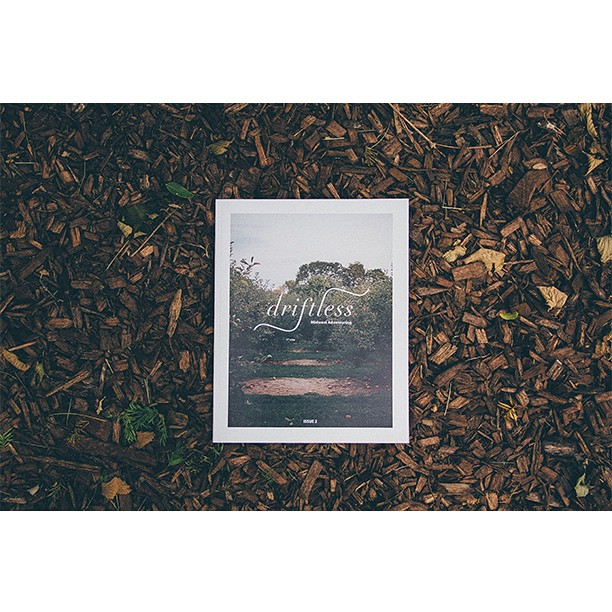 Perfect for a Sunday afternoon reading session. Pick up Issue 2 of @driftlessmagazine, an ad free independent publication about all things Midwest America on our website. Issue 3 coming soon! #concretenative #bedriftless #printisntdead #longliveprint...